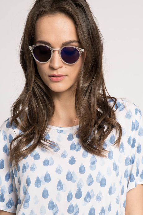 Woman's Okulary Forever Blue
