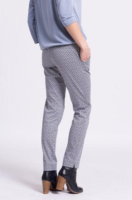 Spodnie Less Is More niebieskie
