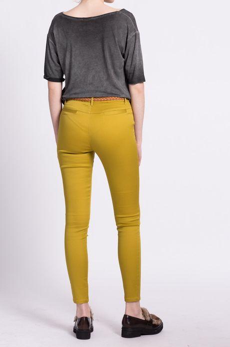 Spodnie Urban Uniform żółte