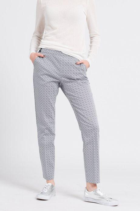 Spodnie Gothenburg niebieskie
