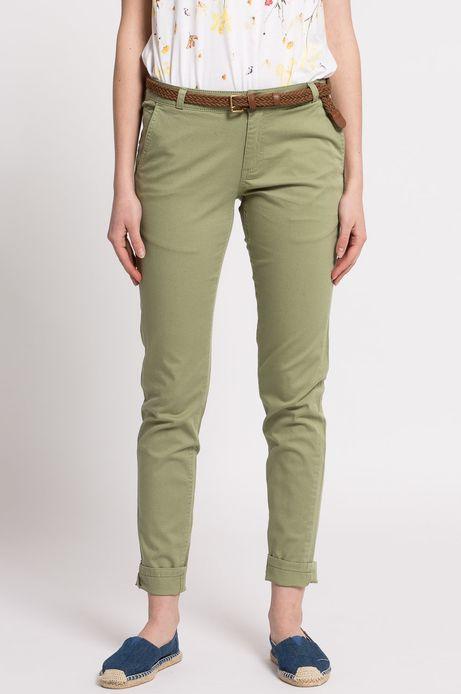 Spodnie Tea Party zielone