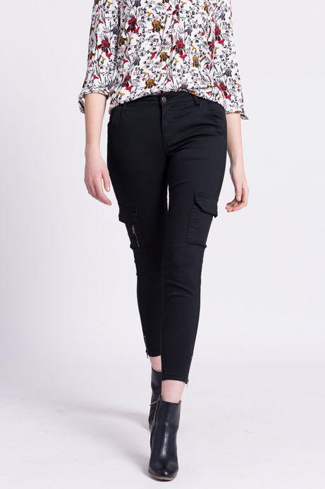 Spodnie Urban Uniform czarne