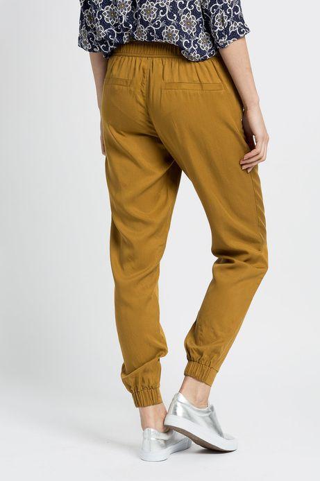 Spodnie Marrakesh żółte