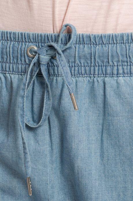 Spodnie Tea Party niebieskie