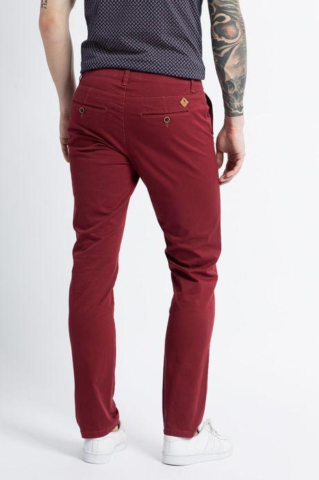 Spodnie Let's Party czerwone