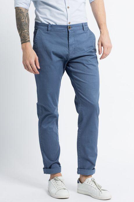 Spodnie Let's Party niebieskie