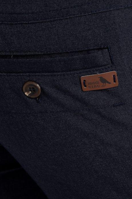 Man's Spodnie Wonderland granatowe