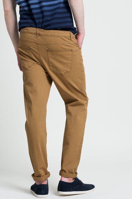 Spodnie Ahoy Sailor brązowe