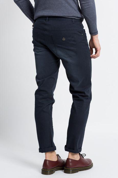 Man's Spodnie Sunset Blvd granatowe
