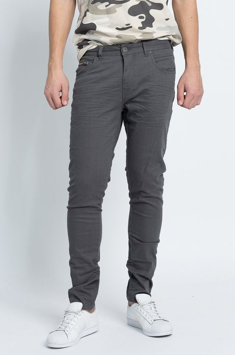 Man's Jeansy Urban Uniform szare