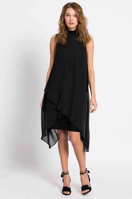 Sukienka Let's Party czarna