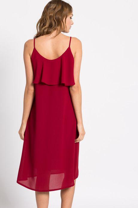 Sukienka Wonderland różowa