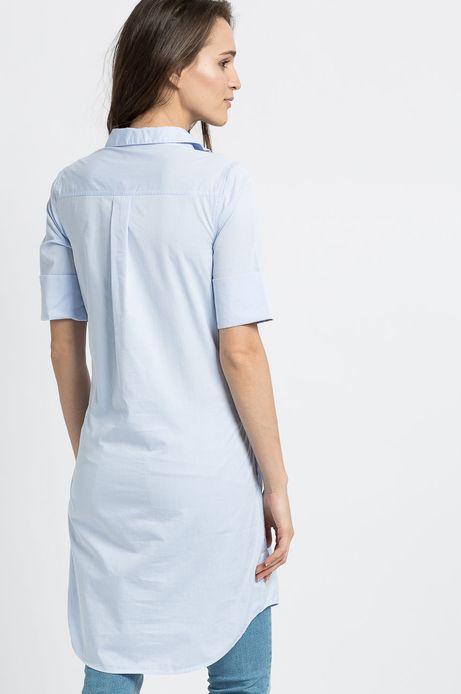 Sukienka Gothenburg niebieska