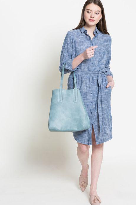 Sukienka Forever Blue niebieska