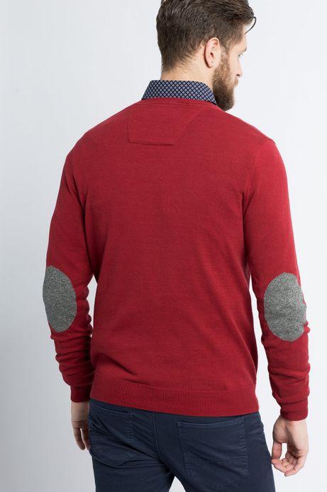 Sweter Let's Party czerwony