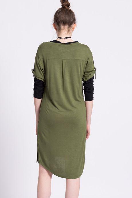 Sukienka Urban Uniform zielona