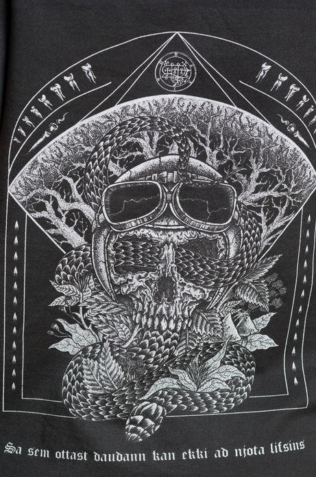 Top Tattoo Konwent by szogun ciernistych krzewów szary