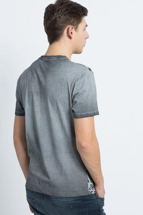 T-shirt Urban Uniform czarny