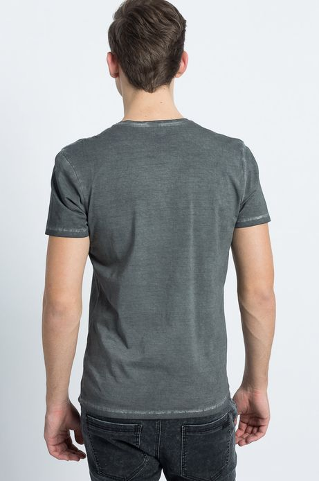 T-shirt Samurai szary