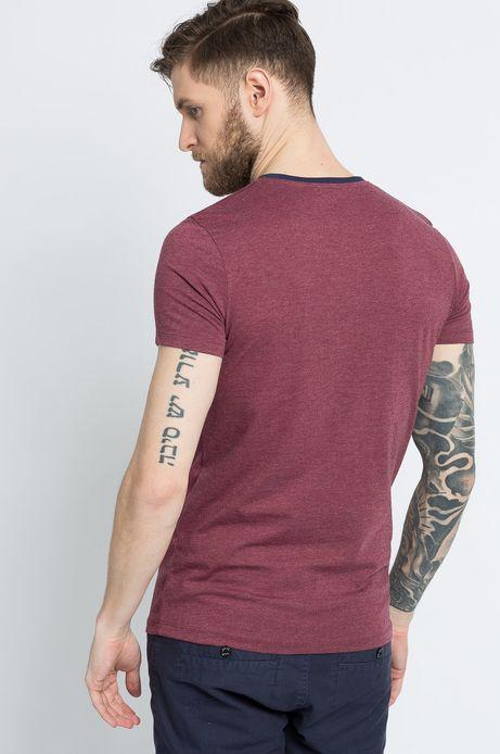 T-shirt Modern Staples fioletowy