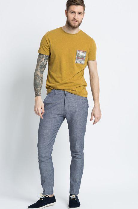 T-shirt Modern Staples żółty