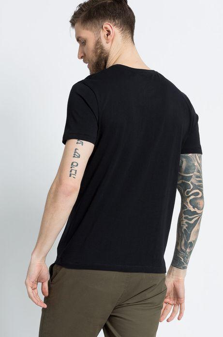 T-shirt Modern Staples czarny