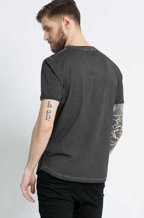 T-shirt Modern Staples szary