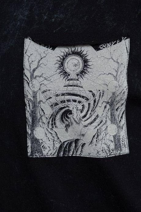 T-shirt Tattoo Konwent by szogun ciernistych krzewów czarny