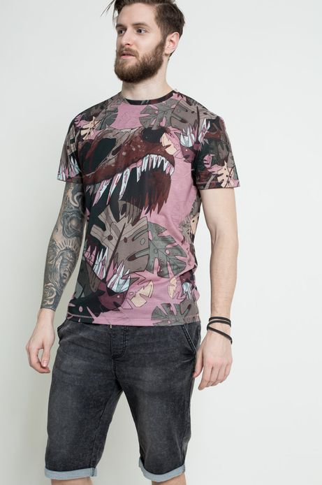 T-shirt The Botanist multicolor