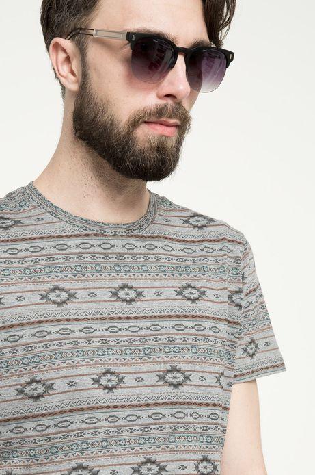 T-shirt Aztec Roots multicolor