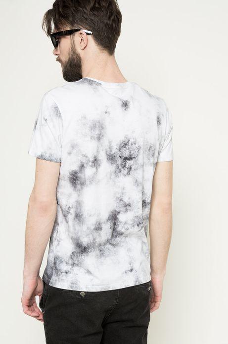 T-shirt Aztec Roots biały