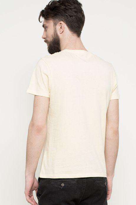 T-shirt Aztec Roots żółty