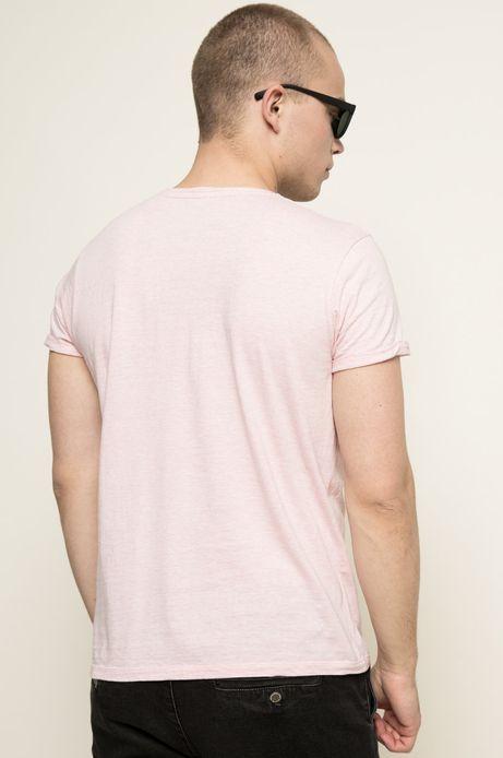 T-shirt Blue Lagoon różowy