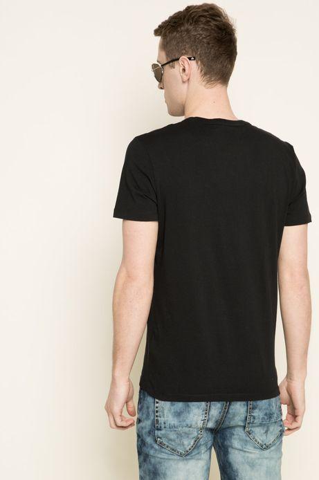 T-shirt Rafał Wechterowicz for Medicine czarny
