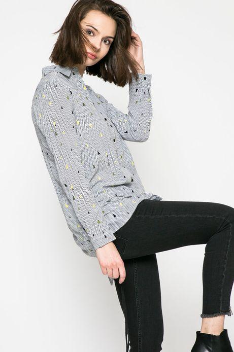 Koszula damska Comfort Zone szara