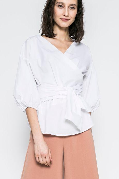 Koszula damska Yoga biała