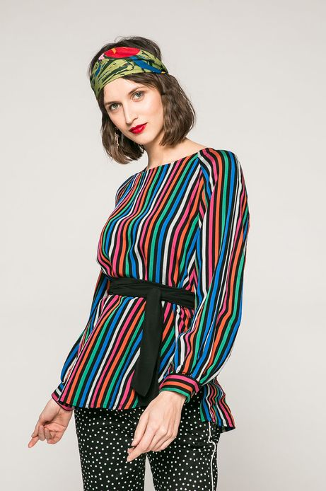 Woman's Koszula damska Active Forecast multicolor