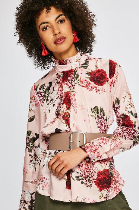 Woman's Bluzka damska Summer Mix różowa