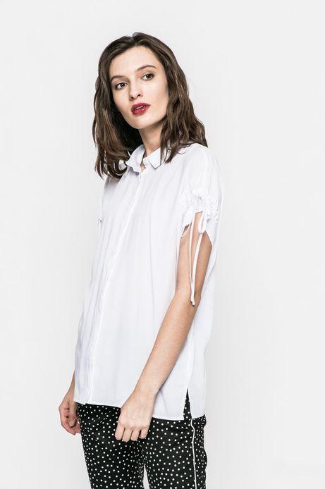 Koszula damska Basic biała