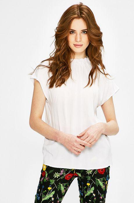 Woman's Koszula damska Active Forecast biała