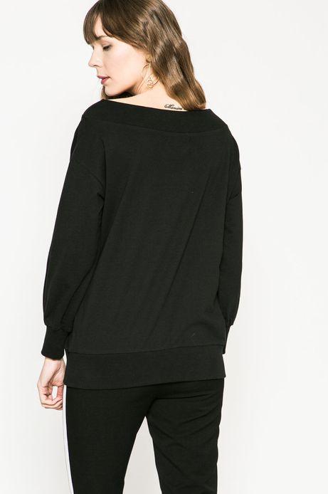 Bluza damska Basic czarna