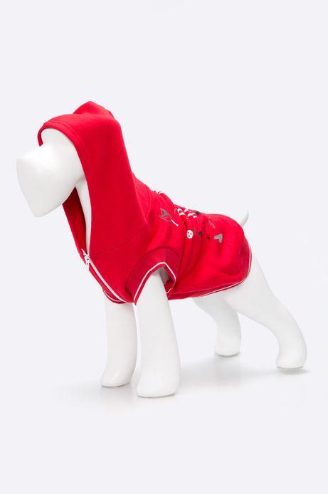 Woman's Bluza dla psa Comfort Zone czerwona