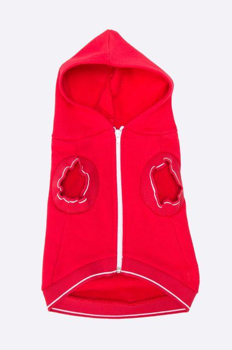 Bluza dla pupila Comfort Zone czerwona