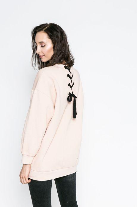 Bluza damska Yoga różowa