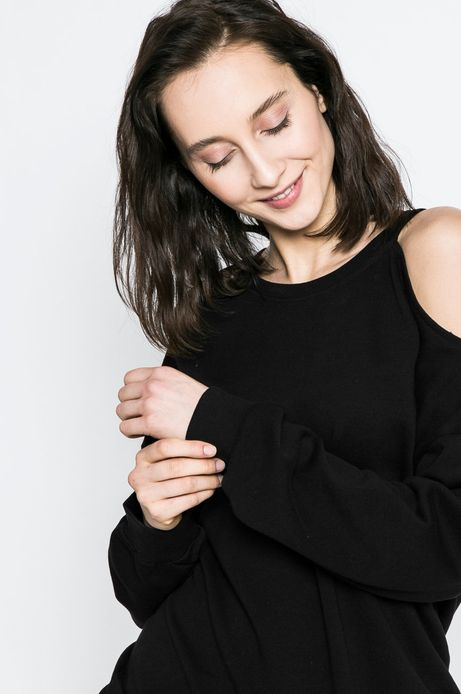 Bluza damska Yoga czarna