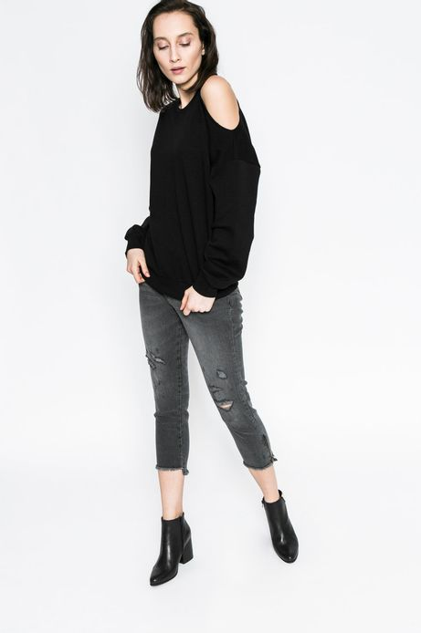 Woman's Bluza damska Yoga czarna