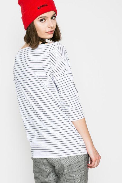 Bluzka Comfort Zone biały