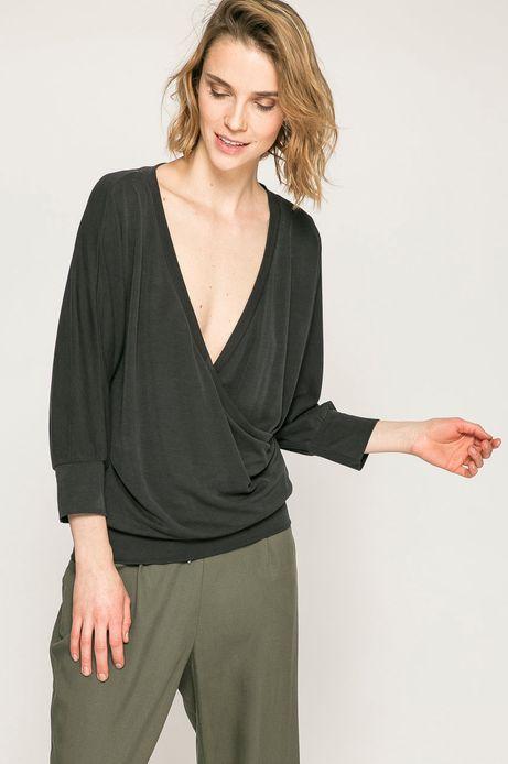 Woman's Bluzka Ergo Soldier szara