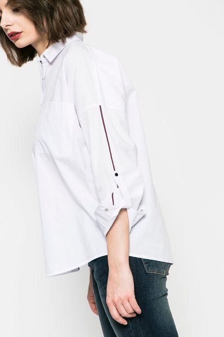 Koszula Comfort Zone biała