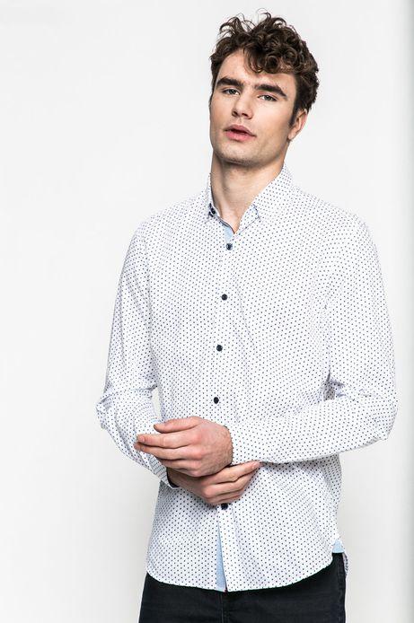 Koszula męska Slow Future biała